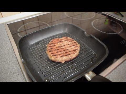 Как готовить котлеты для бургера