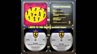 GREY HOUSE - NEW BEATS THE HOUSE 1989