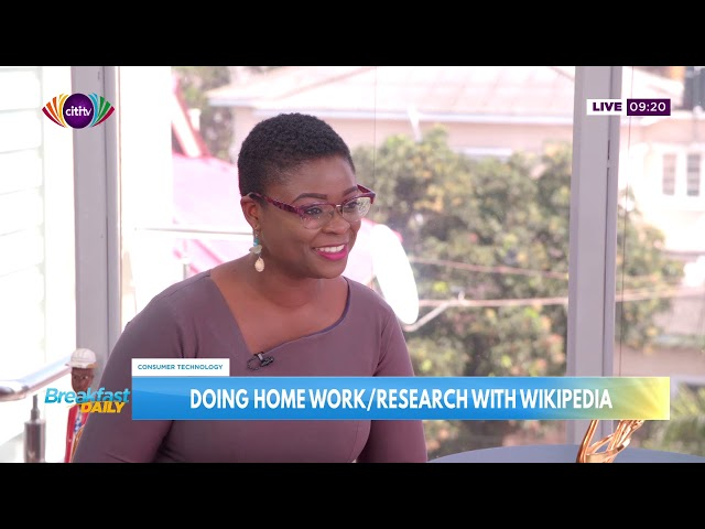 How to use Wikipedia for research or homework - Breakfast Daily