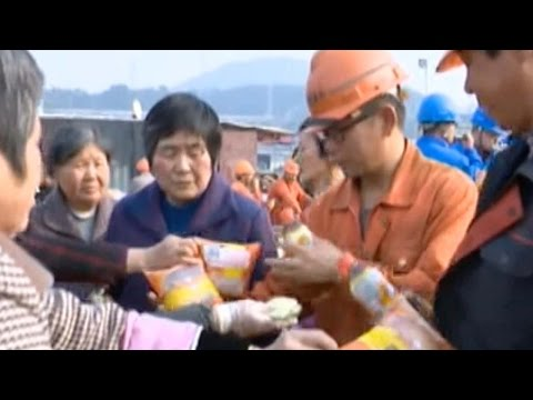 Grandmas in E China help migrant workers feel at home