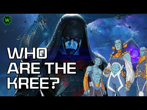 Who are the Kree?: Decoding Marvel