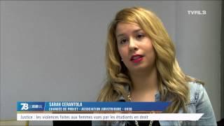 Justice : les violences faites aux femmes vues par les étudiants en droit