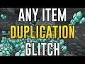 Easy Duplication Glitch | Minecraft All Platforms