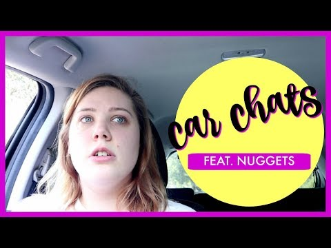 I RANT ABOUT DEPRESSION AND EAT NUGGETS IN MY CAR // Hannah Darkling