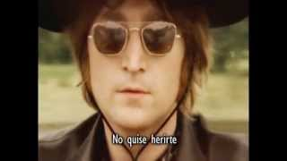 John Lennon - Jealous Guy  [version de Imagine Sessions] (subtitulos en español)