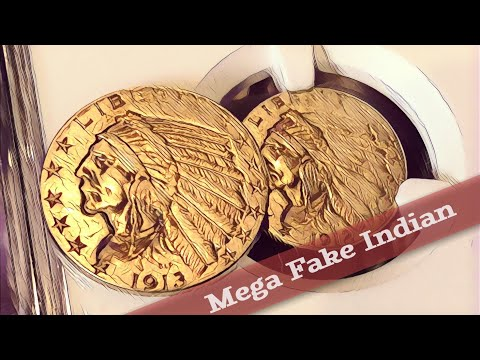 Mega Fake Indian Head arrives with the next Mega Box from NGC