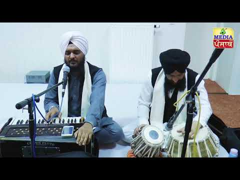 Sri Guru Nanak Dev Ji Parkash Purab Leipzig Germany_051117 (Media Punjab TV)