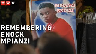 In an exclusive interview, Enock Mpianzi's parents break their silence as they remember their son's last moments and clarify their demands in the call for his justice. The 13-year-old drowned on an unauthorised school orientation camp in the North West a year ago.