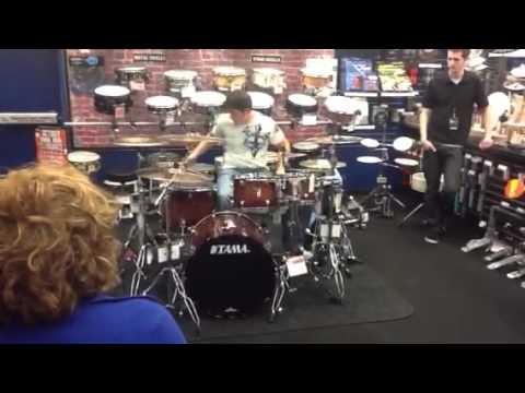 Cole's drum solo 2