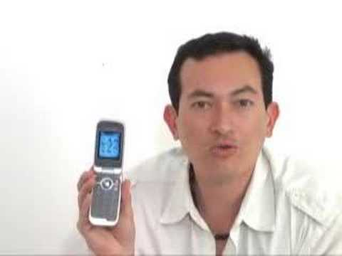 Celular Sony Ericsson Z610i