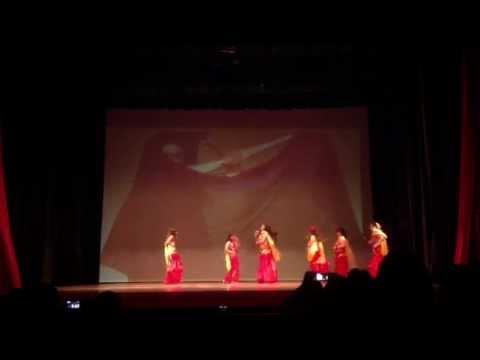 Belly dance niñas - Harem Dance Studio Tijuana