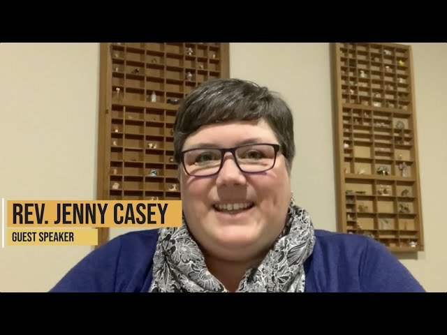 23-Aug-20 - You Can't Please Everyone, So Know Who You Are (Rev. Jenny Casey) Mark 4:35-41