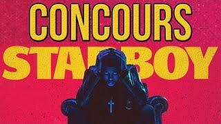 Concours - Poster The Weeknd