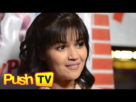 Push TV: Donna Cruz hopes to do a reunion project with Regine Velasquez and Mikee Cojuangco