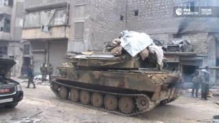 Военные действия в Алеппо