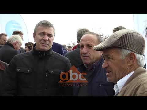 Gjiknuri peruron rrugen e re ne Moglice | ABC News Lajme