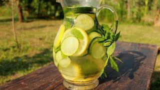 Sasi Voda - Dijeta - Detox Sassy Water