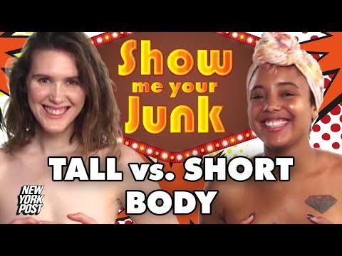 Big tall women nude