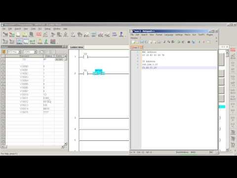 DataWorx PLC - Network Troubleshooting