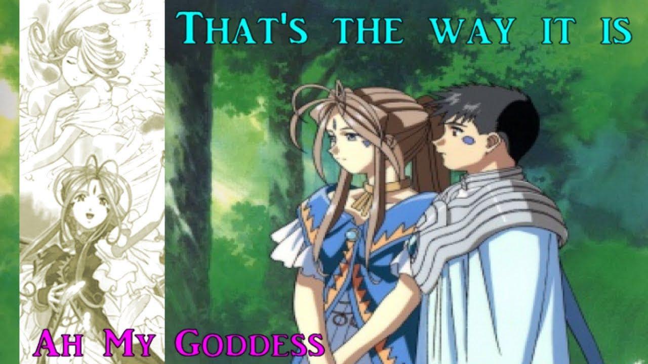 Download Ah My Goddess AMV That's The Way It Is (Keiichii x Belldandy)