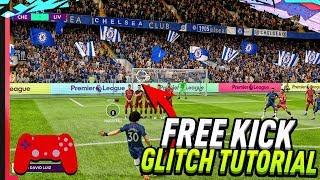 NEW FIFA 20 FREE KICK GLITCH! (TUTORIAL) 🤯