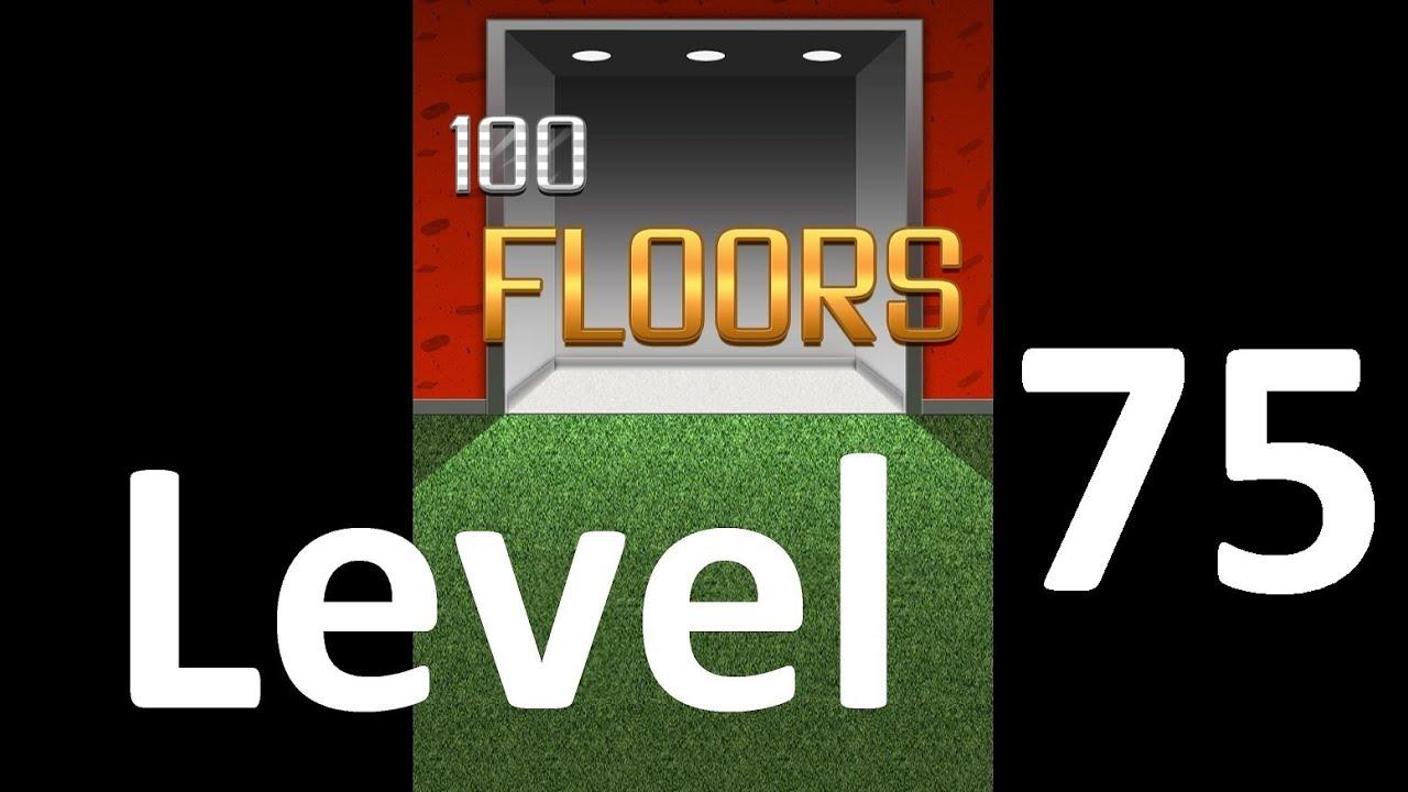 100 Floors Level 75 Floor 75 Solution Iphone Android Ipad