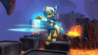 COTV - Skylanders Giants ARENA Bad Idea Legendary Lightcore CHILL