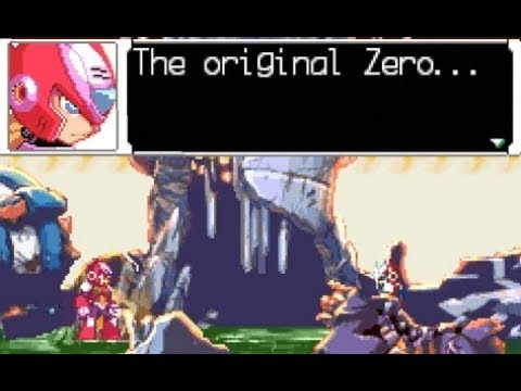 Megaman Zero 3 - X1 Zero Hack USA Version(Release)