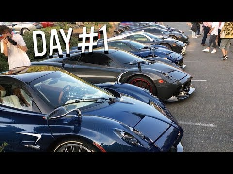 $50,000,000.00+ Parking Lot (Monterey Car Week)