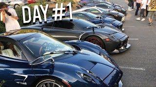 $50,000,000.00+ Parking Lot (Monterey Car Week)