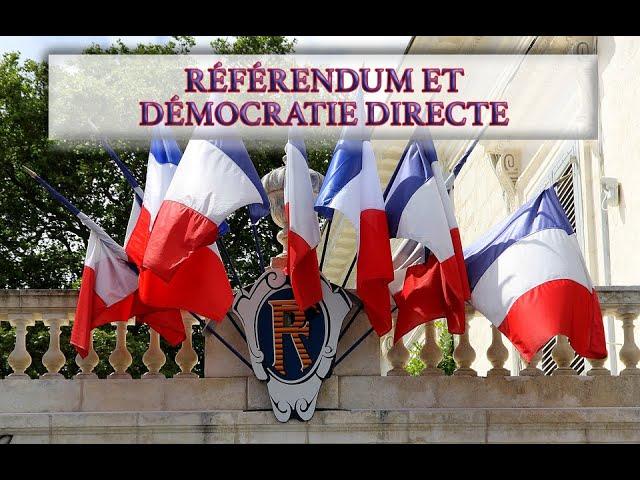 Référendum et Démocratie Directe