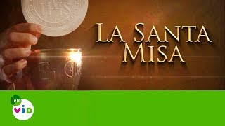 Misa 12 de Octubre de 2017 Tele VID