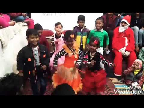 Santa Clause dekho aaya hai