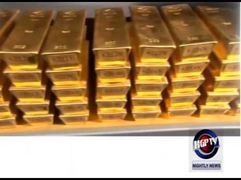 42 BILLIONS WORTH OF GOLD SMUGGLED OUT OF GUYANA IN FOUR MONTHS