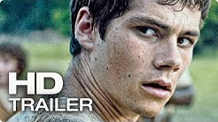 MAZE RUNNER Offizieller Trailer Deutsch German | 2014 Dylan O'Brien [HD]
