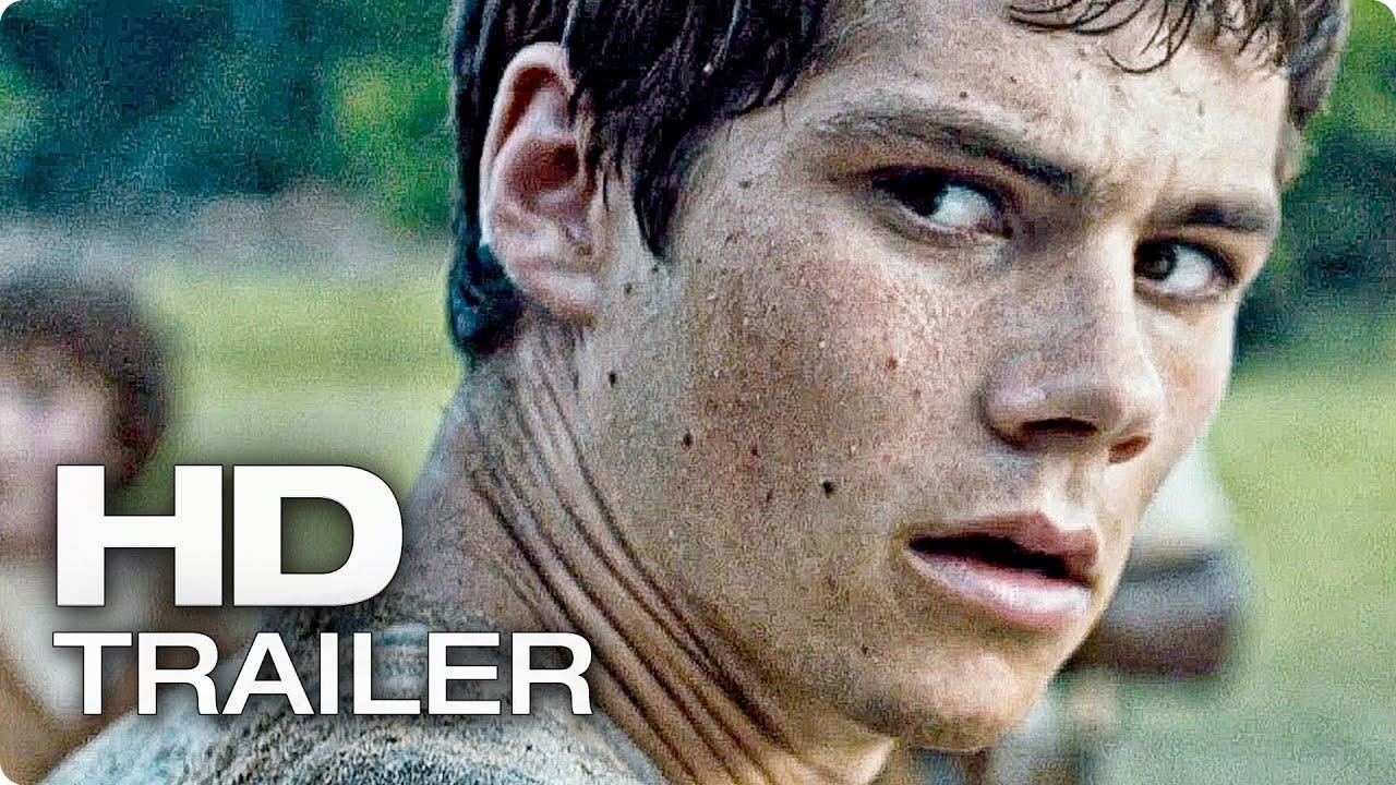 Download MAZE RUNNER Offizieller Trailer Deutsch German | 2014 Dylan O'Brien [HD]