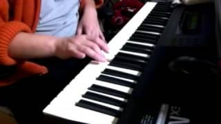 "Tubular Bells II Opening""Sentinel"" Piano"