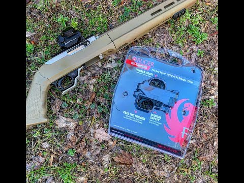 Ruger 10/22 BX-Trigger Review