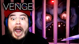 I'M BEING CHASED BY THE CARTOONIST!!   Venge (Act 1 - Part 2)