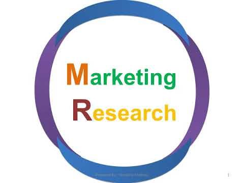 Marketing Research | Marketing Research Process