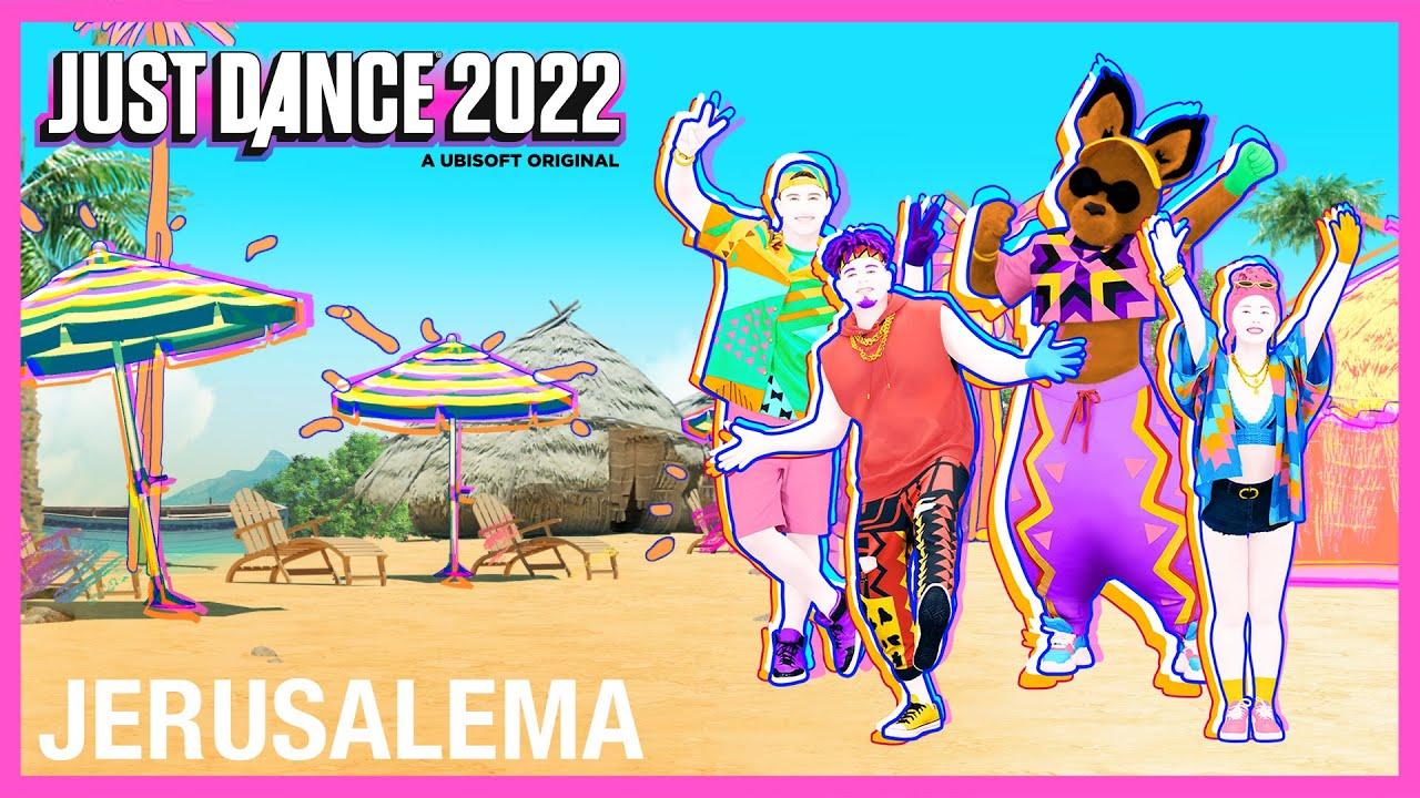 Jerusalema by Master KG Ft. Nomcebo Zikode | Just Dance 2022 [Official]