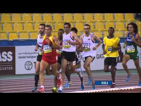 Men's 5,000m T13 | final |  2015 IPC Athletics World Championships Doha