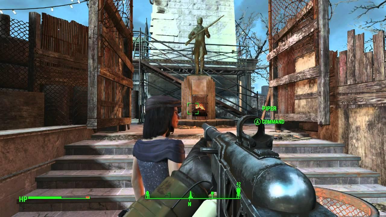 Download Fallout  4 Randolph safehouse 1 glitch  fix