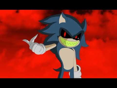Клип Skillet монстр Sonic exe. сначала читайте описание!!!