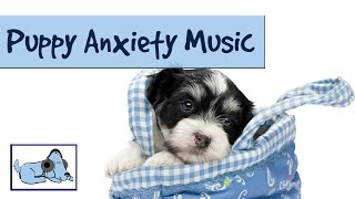 Puppy Anxiety - Music Especially For Dogs And New Puppies With Separation Anxiety!