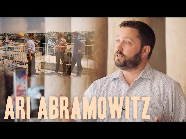 Why Jerusalem? | Ari Abramowitz