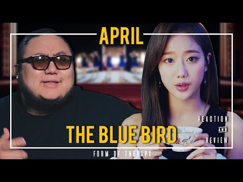 Producer Reacts to April The Blue Bird