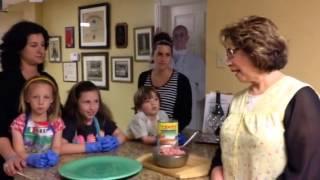In The Kitchen Ciao Bella Living Italian Style Feature A Escarole Soup