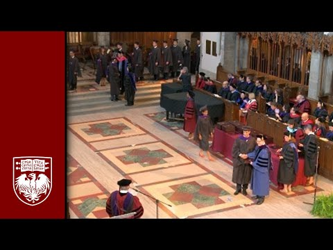 Law School Diploma and Hooding Ceremony, 523rd Convocation
