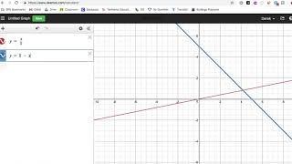 8.F.3   Using Desmos to Test if an Equation is a Linear Function